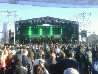 Chaquño Palavechino en La Plata Alquiler de escenarios