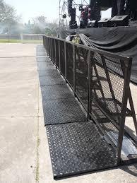 alquiler de vallado free standing Alquiler de escenarios